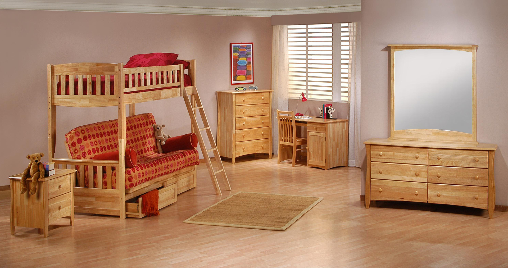 Spices Bedroom Collection