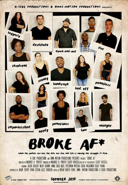 Broke AF B-Side Productions
