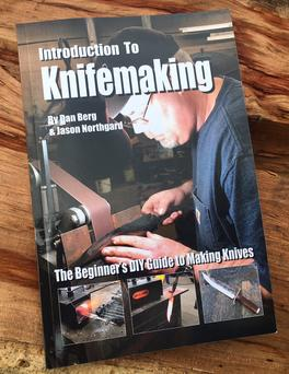 Introduction to Knifemaking The Beginner's DIY Guide to Making Knives. www.DIYeasycrafts.com