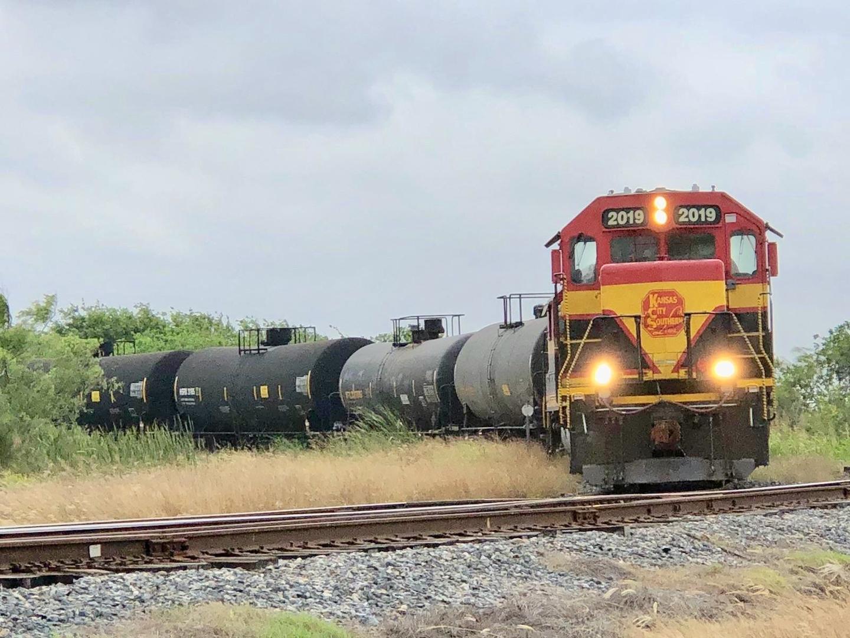 Bronco Rd Railroad Terminal - Online