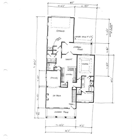 Floorplans for Columbia flooring melbourne ar