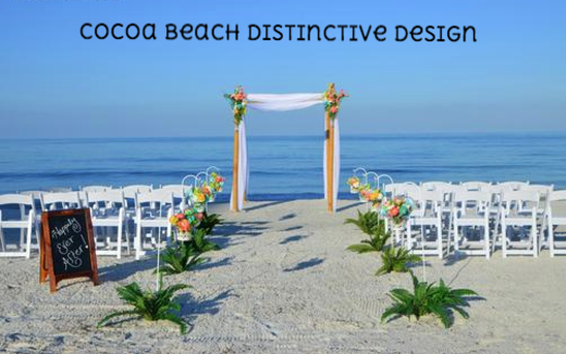 Beautiful Cocoa Beach Wedding in Florida
