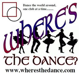 Listing of square, round & contra dances all over the world