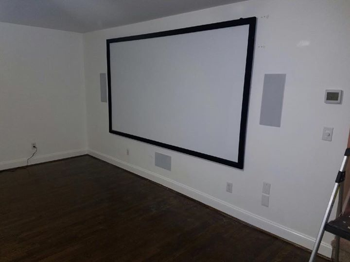 Home Theater Installation, Surround Sound, Audio Visual: Fort Mill ...