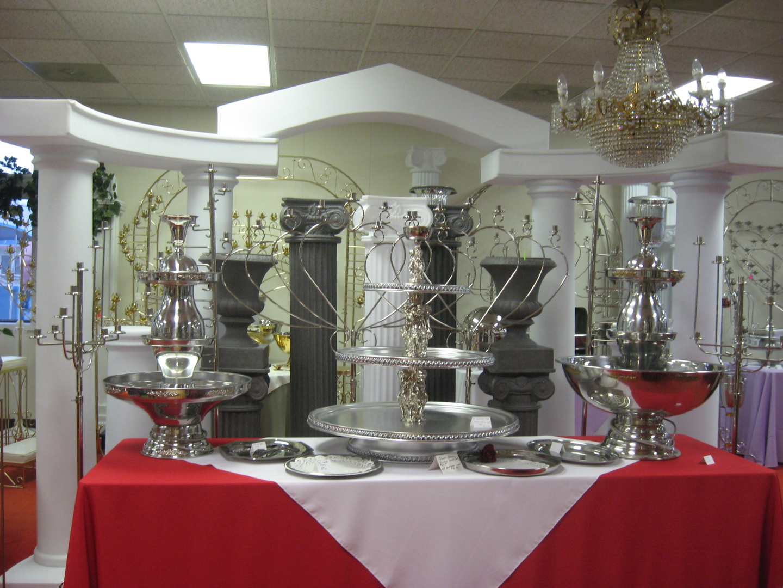Kansas rental inc wedding reception supplies wedding reception wedding supplies junglespirit Images