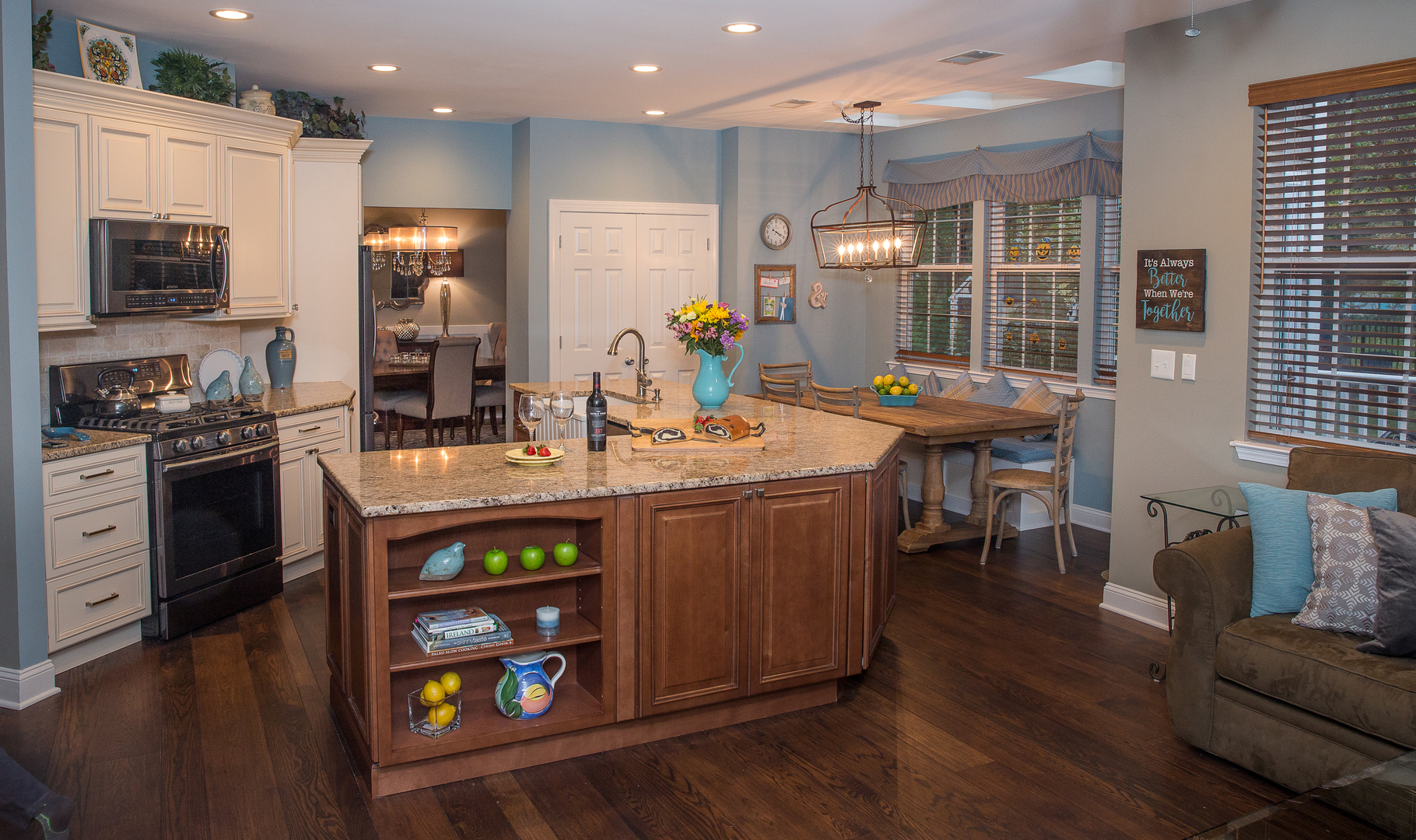fc0881d20004d Julie from Julie's Interior Designs in Hackettstown NJ is one of North  Jerseys well sought after & highly published top interior designers.