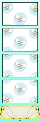 Bumblebee Booths Photo Strip sample #28
