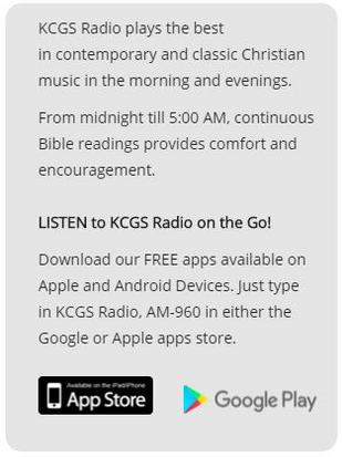 KCGS Radio
