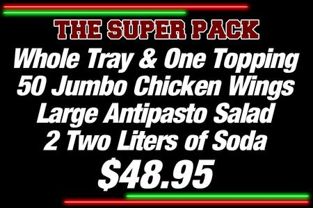Party Pizza and Wing Deals North Tonawanda