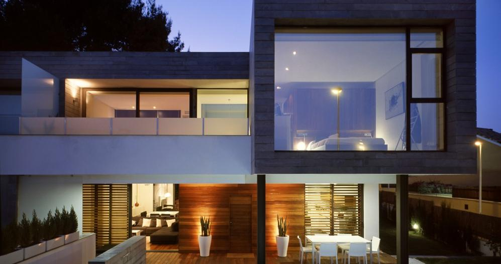 Proyectos de chalets de arquitecto - Proyectos de chalets ...