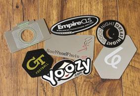 Metal business cards custom shaped metal cards colourmoves