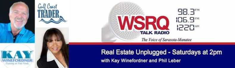 WSRQ Talk Radio - Real Estate Unplugged