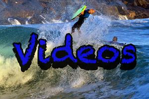 surfing videos surf action wedge Newport bail wipeout big wave