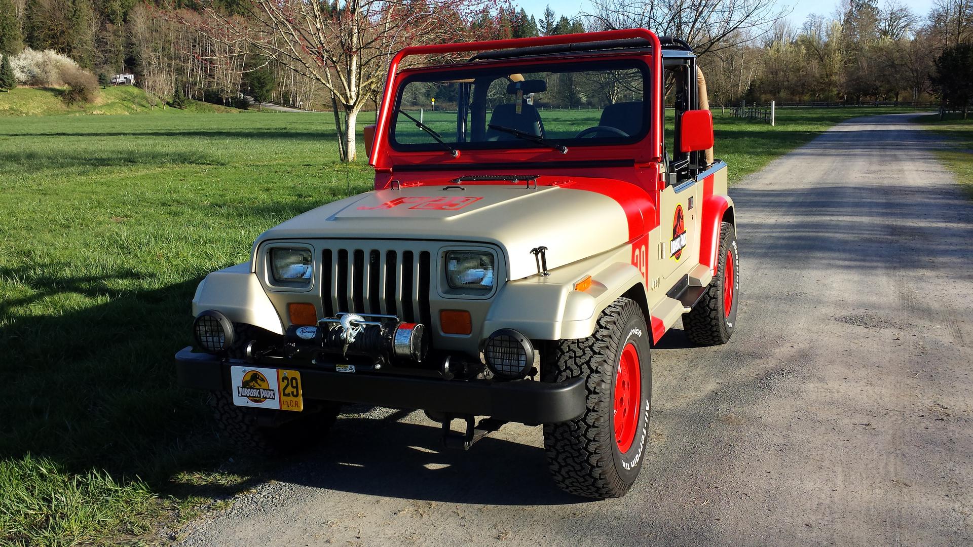 on damage showthread sale jpjeepleft advice jurassic nasioc for park forums jeep dino