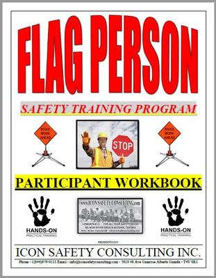 Flag Person - ICON SAFETY CONSULTING INC.