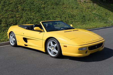1995 Ferrari F355 Spider 6 speed manual for sale San Diego California