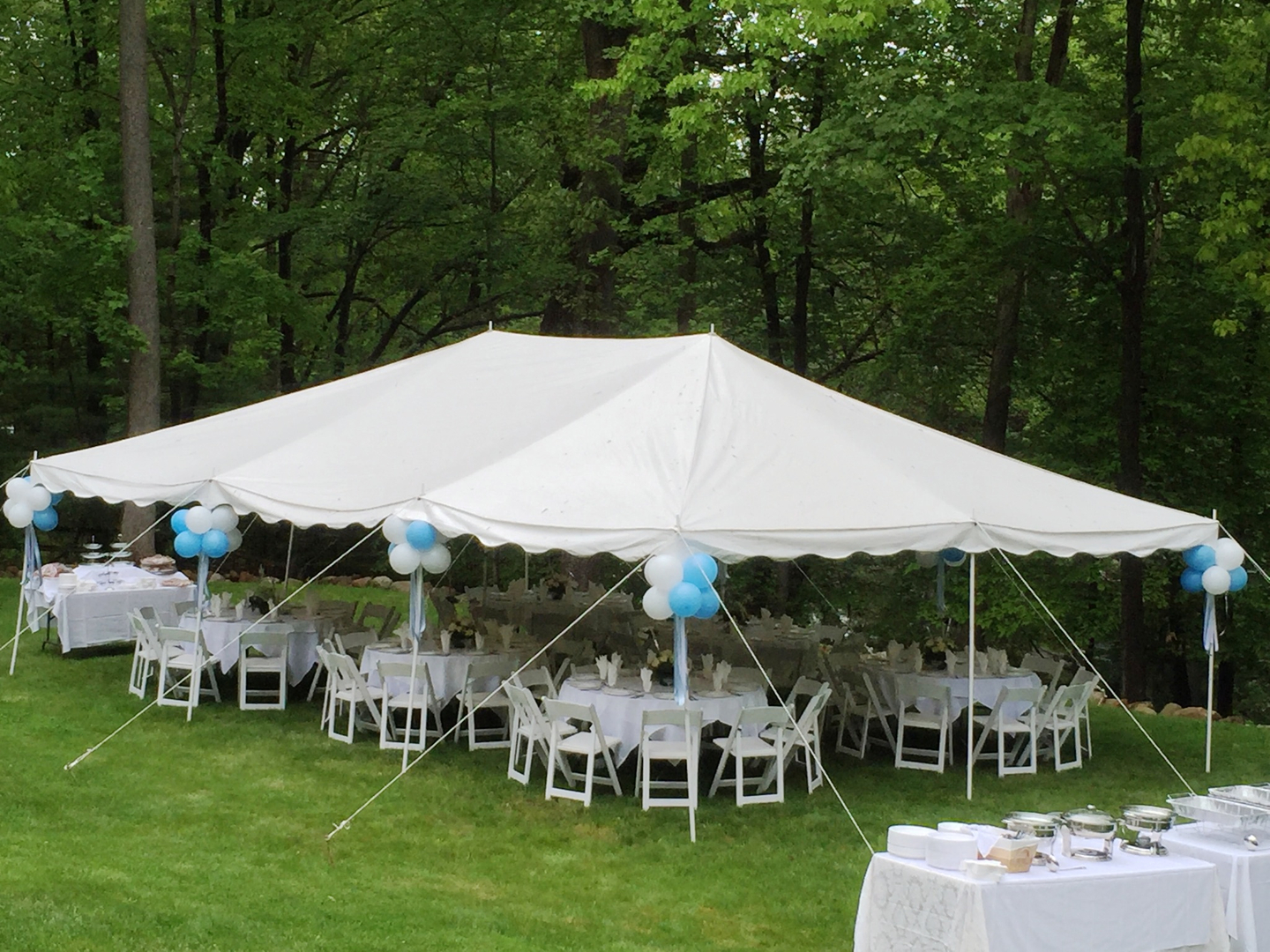 party rentals table chair rental united rent all nj