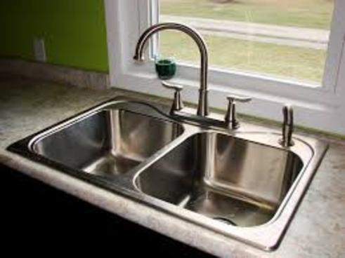 SINK OR FAUCET INSTALLATION REPAIR REPLACEMENT