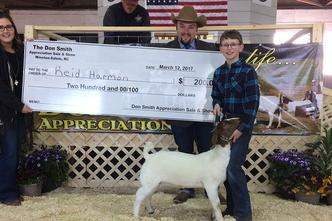 Don Smith Show Grand Champion