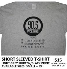 Listener tested Member Approved T-Shirt