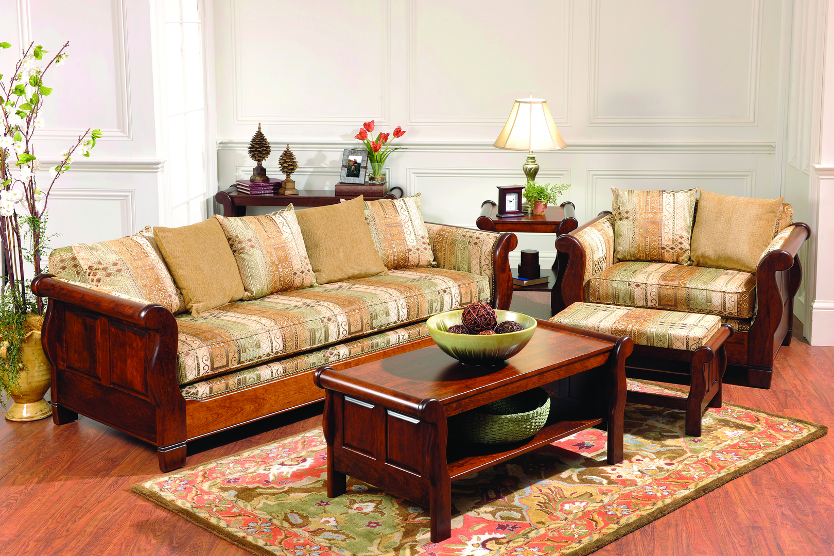 Amish Living Room Furniture - Our Family Craft Shop Inc.