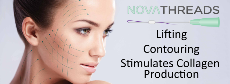 NovaThread - Lifting, Contouring, Stimulates Collagen Production