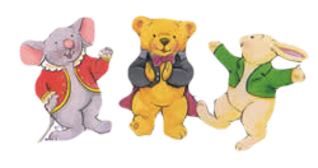 Mozart Mouse, Beethoven Bear, J. S. Bunny