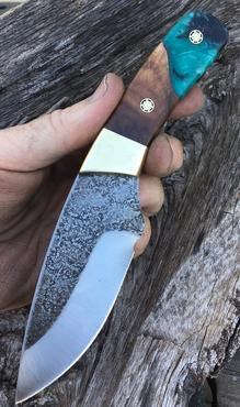 How to make a custom knife. The complete online guide to knife making. www.DIYeasycrafts.com