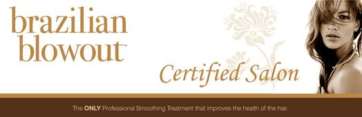 Brazilian Blowout Certified Salon | Barrington Il