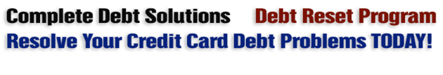 Debt Settlement can reduce your credit card debt by up to 80%