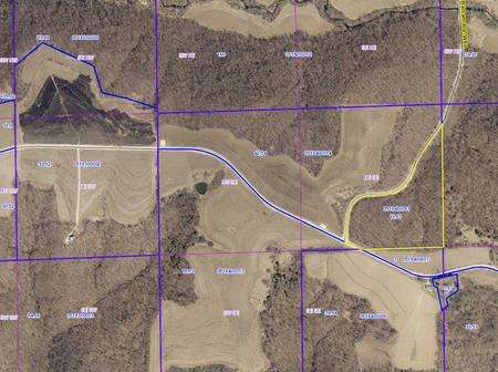 Balsom Rd Land Waukon IA Ewing Real Estate