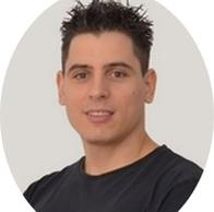 Male massage therapist in London