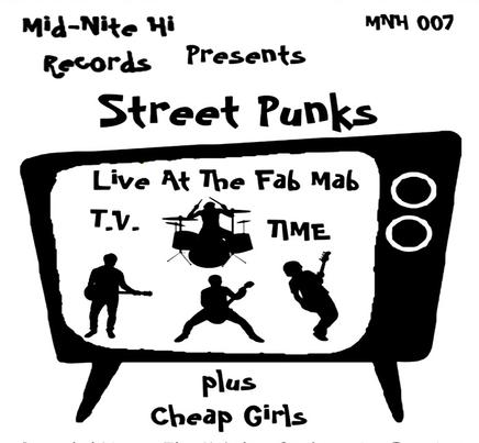 Street Punks Band Discogs Live At The Fab Mab 1977 Punk