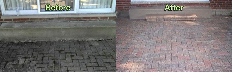 My Landscape Contractor: Patio Maintenance & Repair