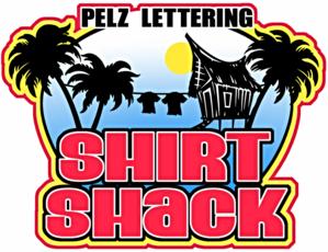 Pelz Lettering Shirt Shack in Sandusky, Oh