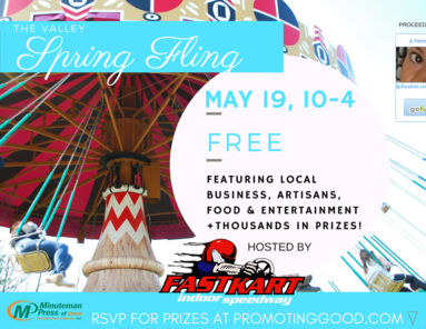 The Valley Spring Fling, Utah Valley, Utah County, Orem