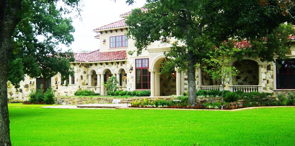 Cornerstone landscape llc irrigation repair landscape for Home turf texas landscape design llc