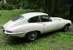 1967 Jaguar E-Type Coupe