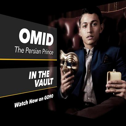 "In The Vault Go90 Series Regular ""Omid"""