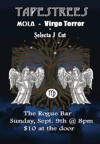 Sept. 9 Rogue Bar Flier