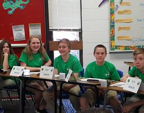 scholastic bowl tournament