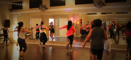Just Dance & Fitness Studio, Zumba, Group Ex, Dance, Party, Fun