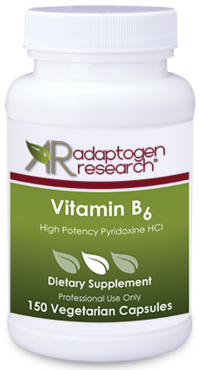 Adaptogen Research, Vitamin B6