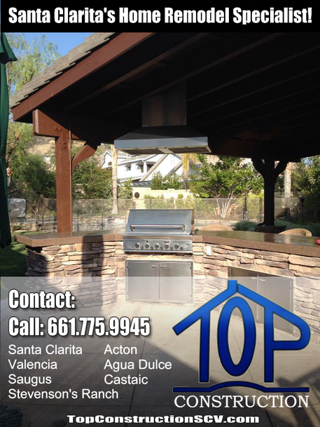General Contractor Acton, Aqua Dulce, Backyard Remodel