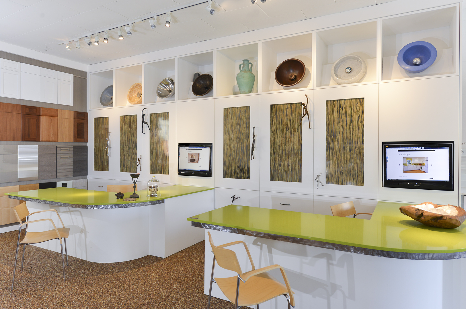 Kitchen And Bath Cabinets And Tile Design Shop, Custom Cabinets ...