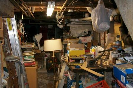 Basement Junk Removal Basement Cleanout Cellar Cleanout in Lincoln NEBRASKA| LNK Junk Removal