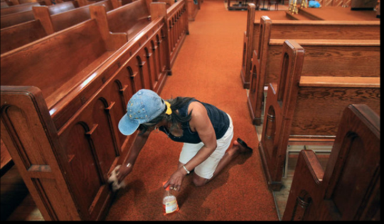 Church Cleaning Services and Cost Las Vegas NV MGM Household Services