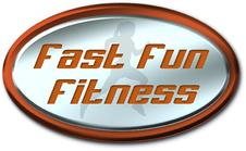 Fast Fun Fitness Corporate Logo Website