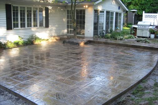 Best Concrete Patio Installer and Prices in Walton NE | Lincoln Handyman Services