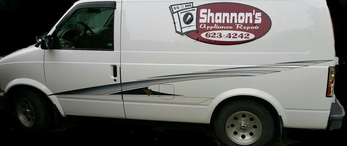 Appliance Repair Shannons Appliance Repair In Clarksburg Wv